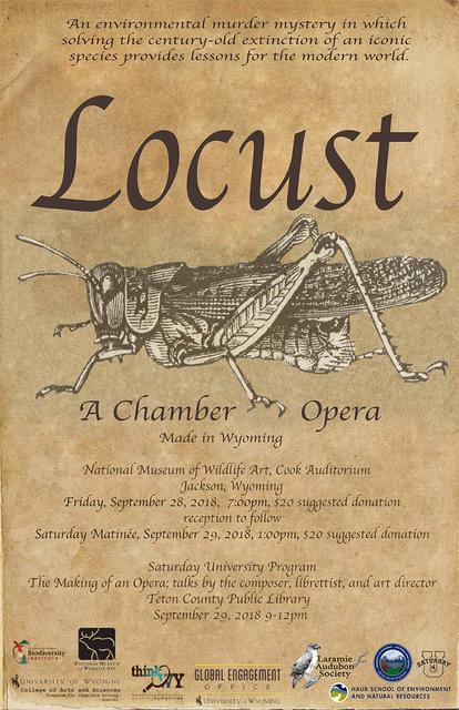 Locust: The Opera