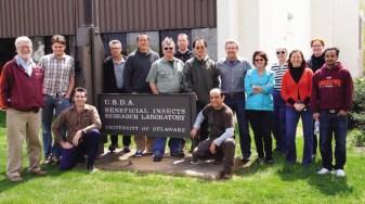 Trissolcus workshop group