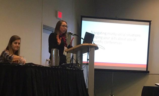 Leveling the Playing Field symposium - Katelyn Kesheimer