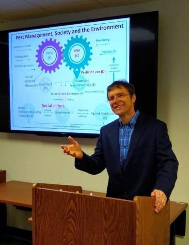 Roger Magarey, Ph.D.