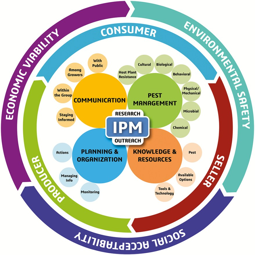 new IPM paradigm diagram