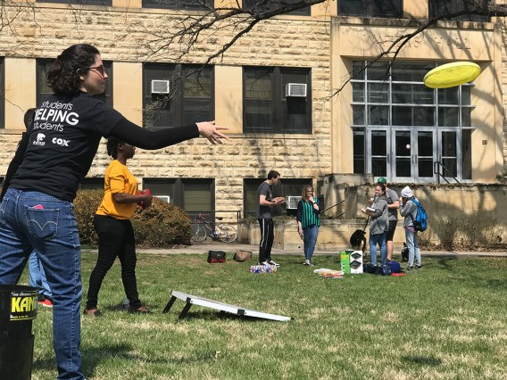 yard games - Kansas State Entomology