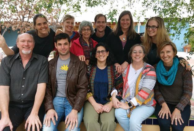 USA National Phenology Network staff