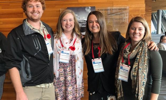 students at Entomology 2018