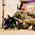Angelita Acebes-Doria Army Reserve