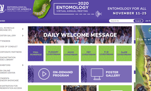 Entomology 2020