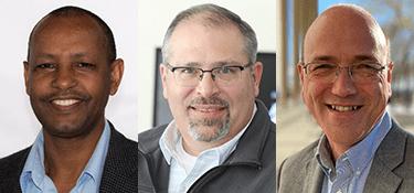 Fikru Haile, Ph.D., Tim Nowatzki, Ph.D., and Nick Storer, Ph.D.