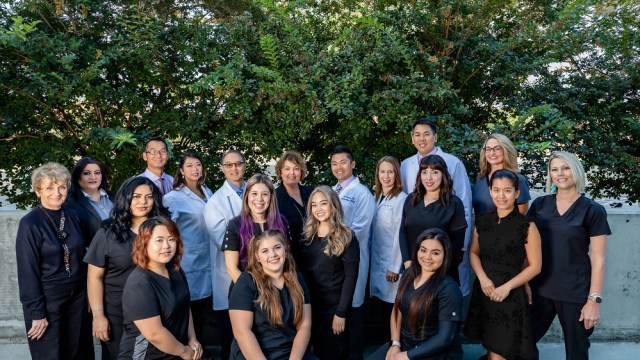 Greater Orange County Ear Nose Throat Head and Neck Surgery staff picture