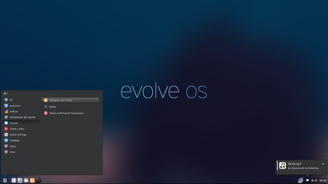 Distros: evolve os Beta 1 Released