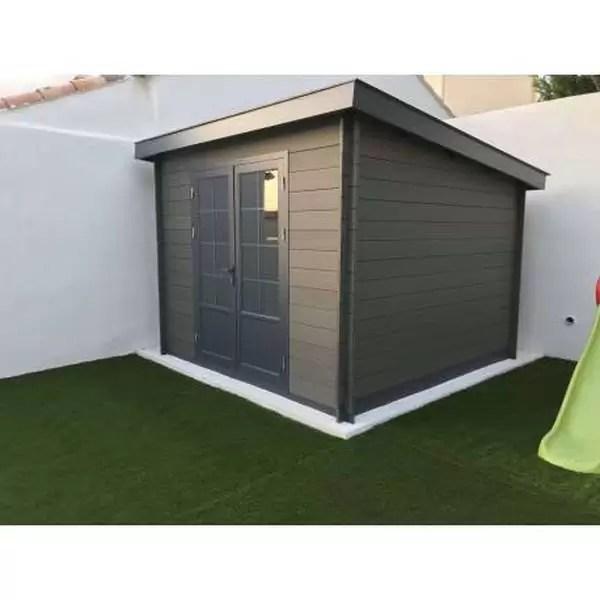 abri de jardin en metal garantie