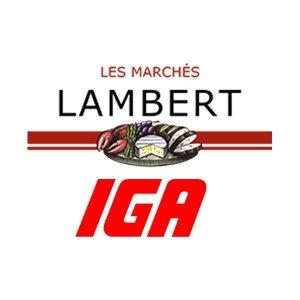 IGA Marchés Lambert