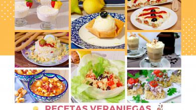 Photo of Recetas Veraniegas