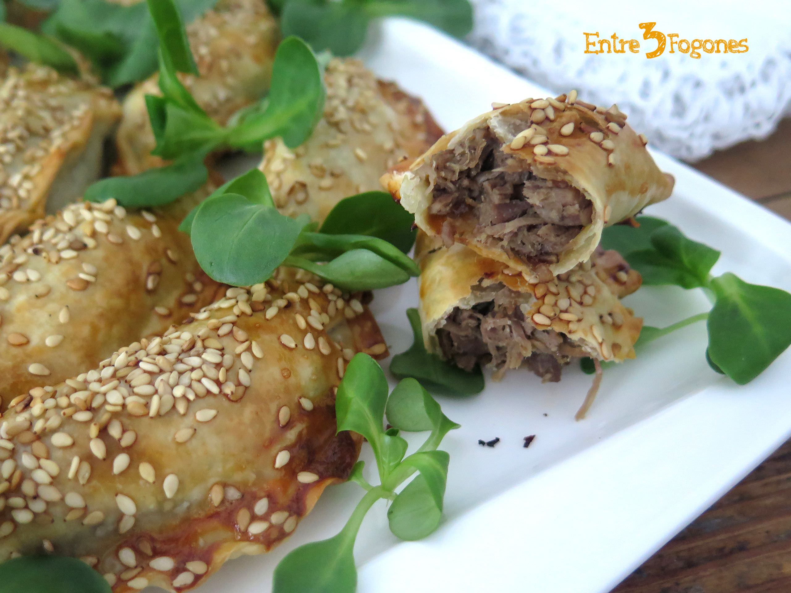 Photo of Empanadillas de Roast Beef