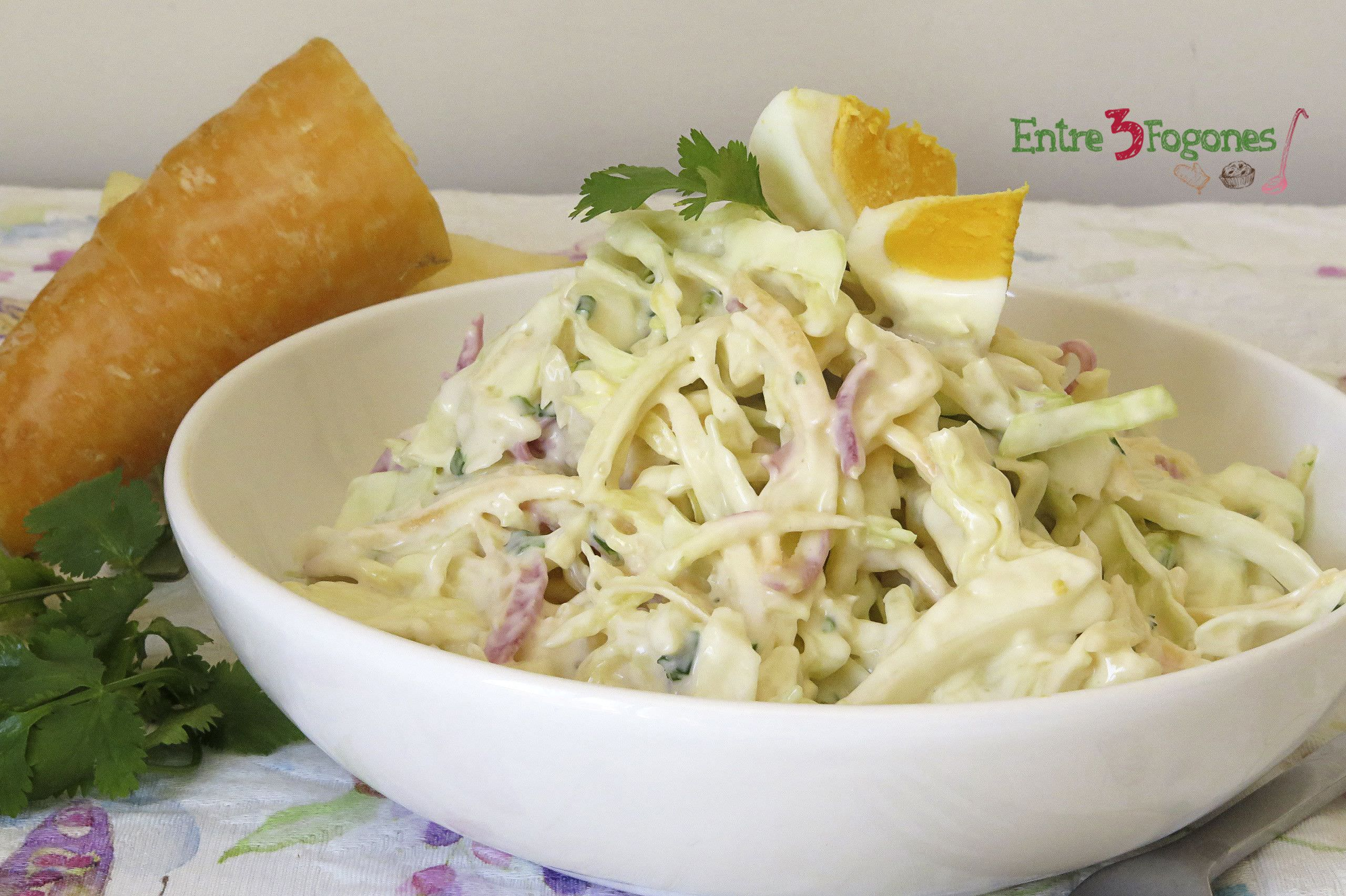 Photo of Ensalada Americana Coleslaw