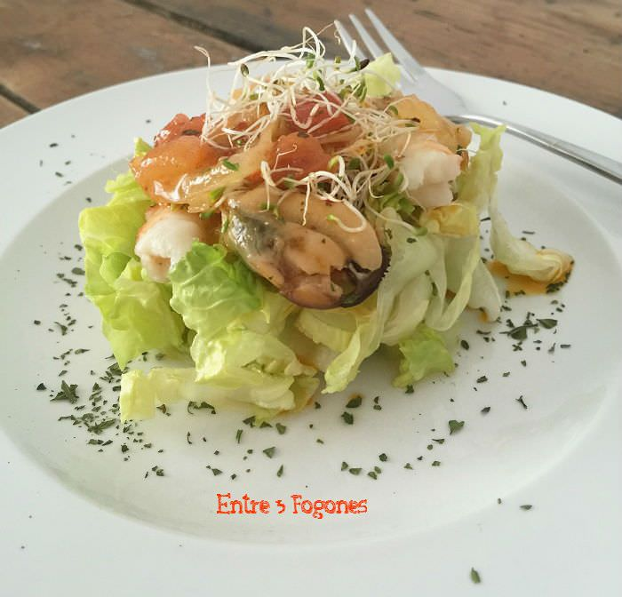 Photo of Ensalada de Mejillones en Escabeche