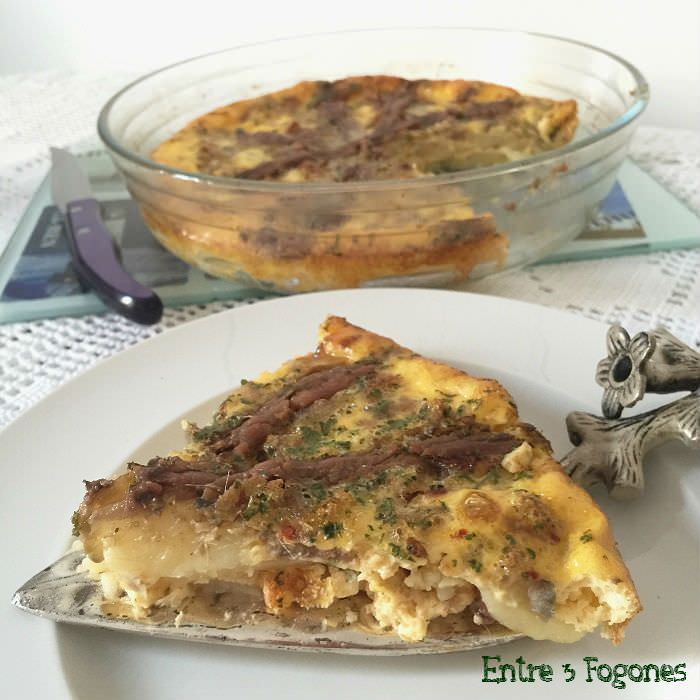 Photo of Tortilla de Patatas al Horno