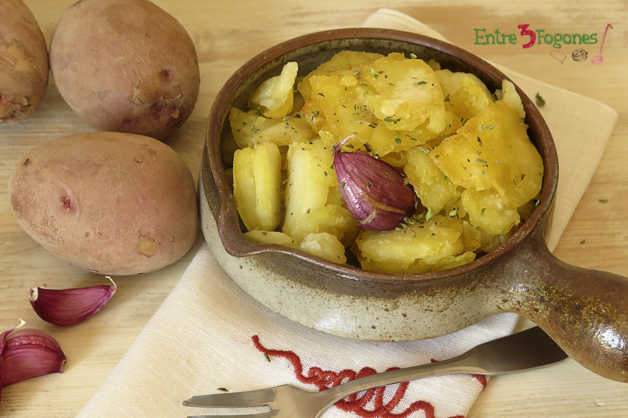 Photo of Patatas al Pelotón o al Montón