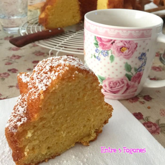 Photo of Bundt Cake de Naranja y Nata