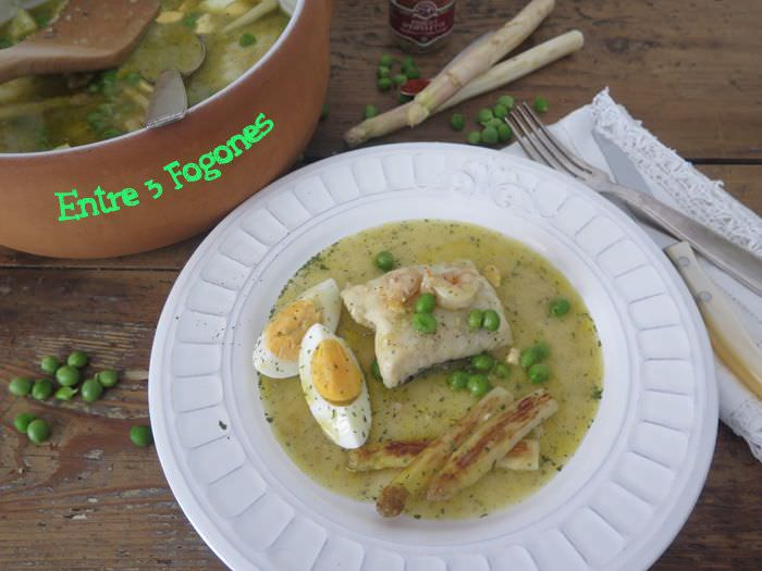 Photo of Merluza en Salsa Verde