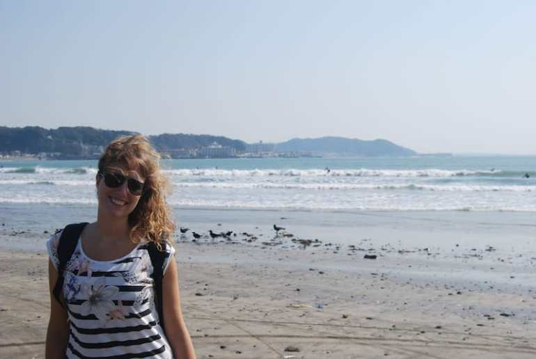 Playa de Kamakura