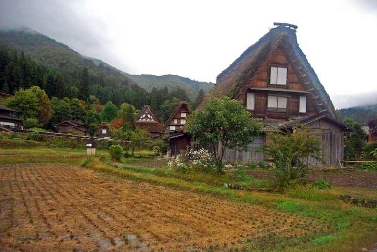 Casa de Shirakawago