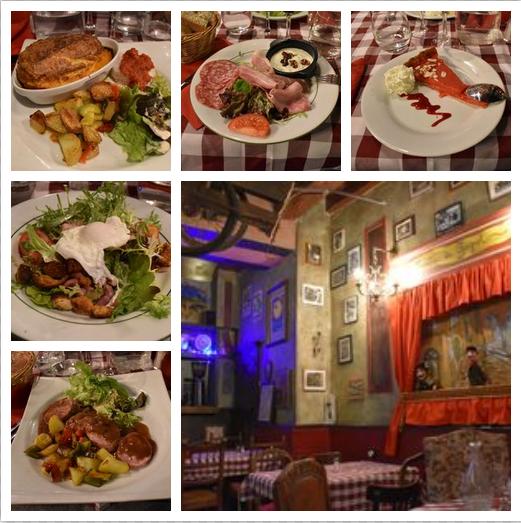 Comida típica de Lyon