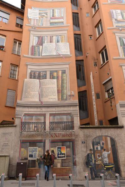 La bibliotheque de la cité