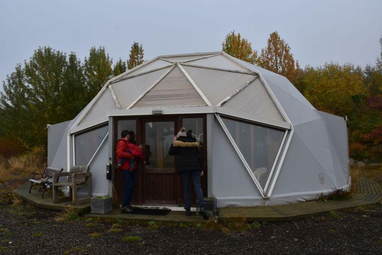 Alojamiento en el norte de Islandia: Guesthouse Hof i Vatnsdal