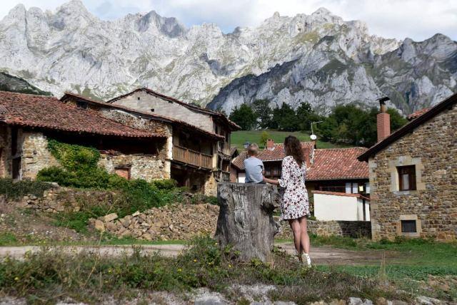 Mogrovejo, uno de los pueblos más bonitos de Cantabria