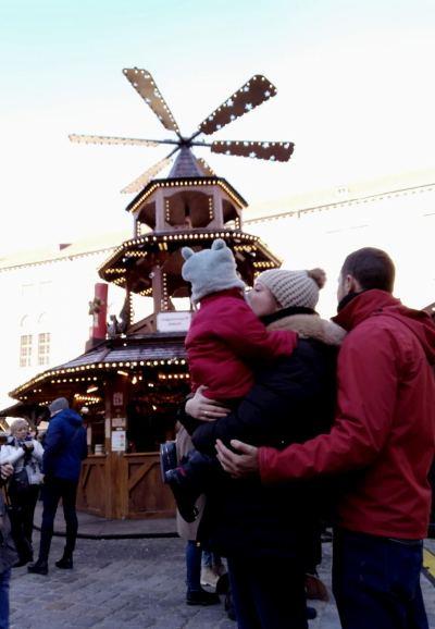Mercadillos navideños en Múnich