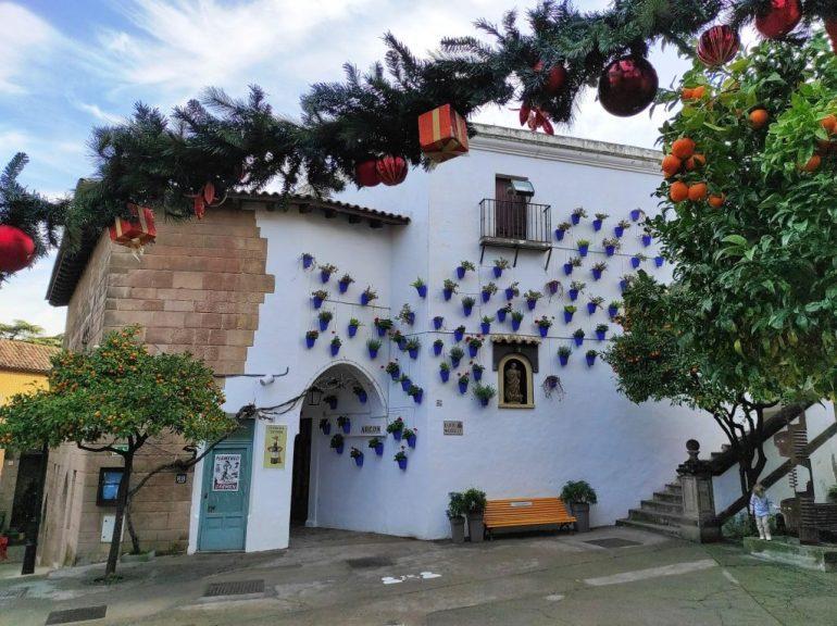Navidad en el Poble Espanyol