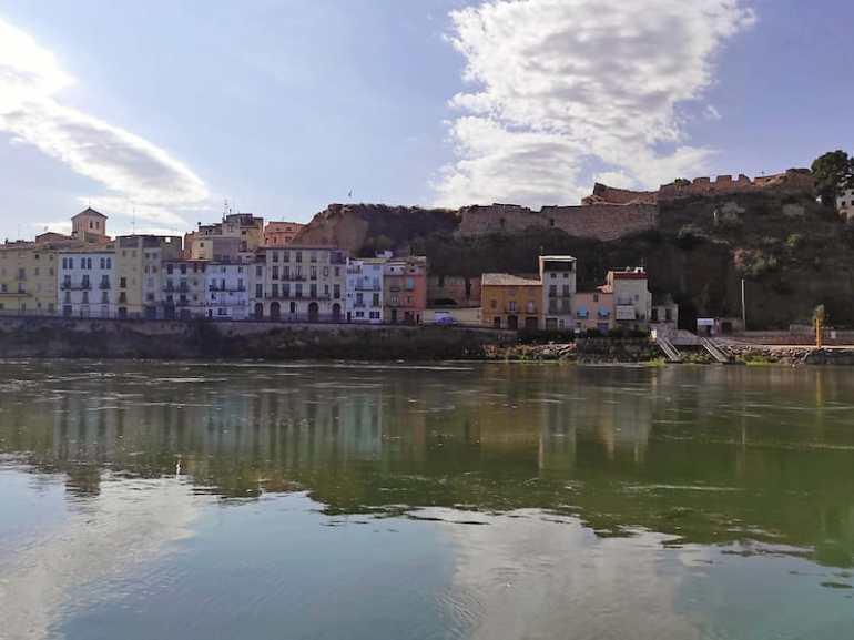 Vistas de Mora de Ebro