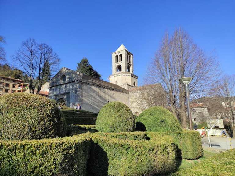 Monasterio de Camprodón