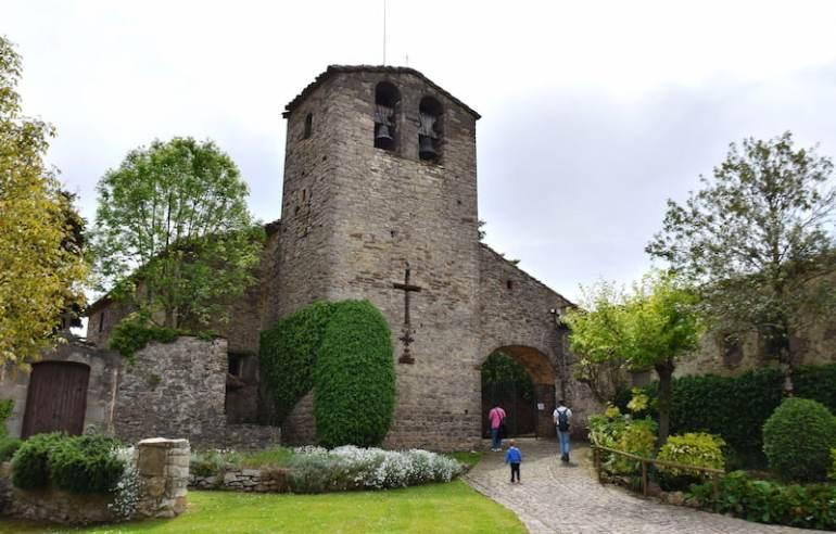 Iglesia de Tavertet
