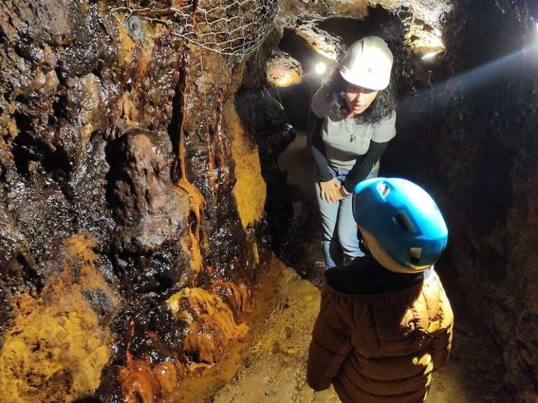 La Mina de LLorts es una actividad divertida para hacer con niños en Andorra