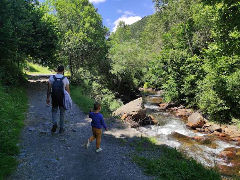 La Ruta del Ferro (Hierro) en Andorra