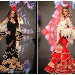 Los trajes de flamenca más vistos por el Real de la Feria 2013…
