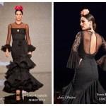 Telas de flamenca: el Plumeti
