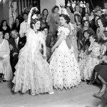 Flamencas del pasado a la feria de 2016. Claves.
