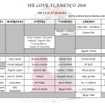 We Love Flamenco 2016. Así será.
