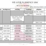 We Love Flamenco 2016. Así será.