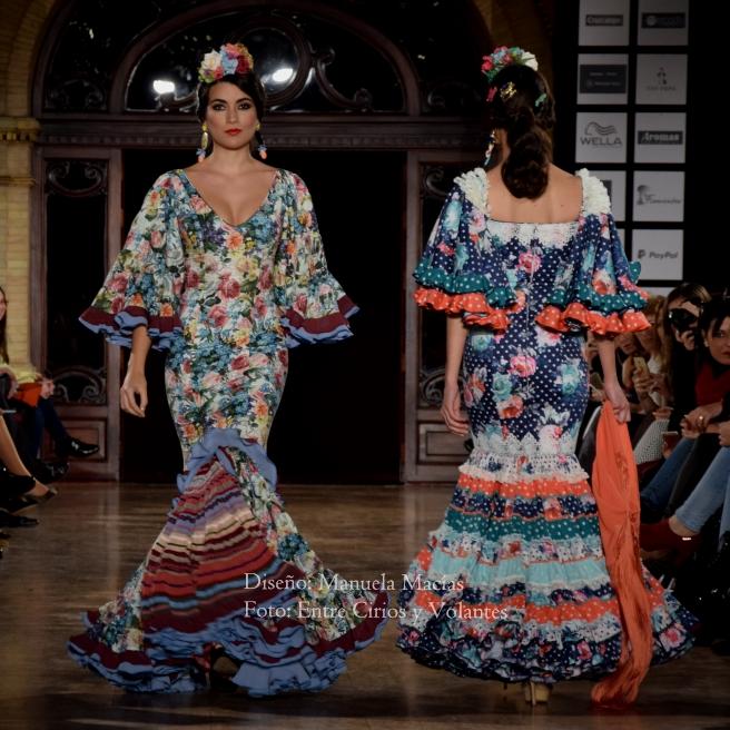 manuela macias trajes de flamenca 2016 17