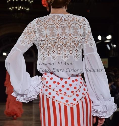 mangas de flamenca 2016 el ajoli