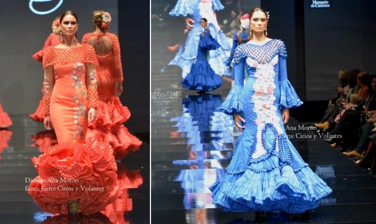 ana moron trajes de flamenca 2016