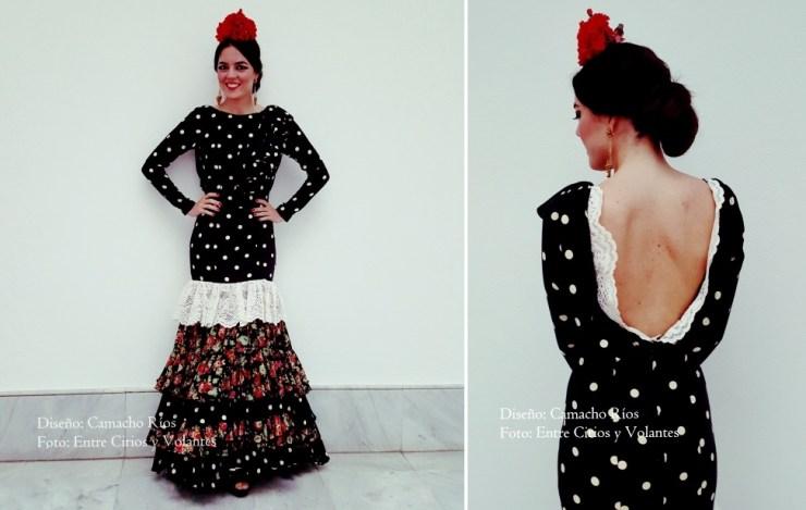 camacho rios 2016 trajes de flamenca