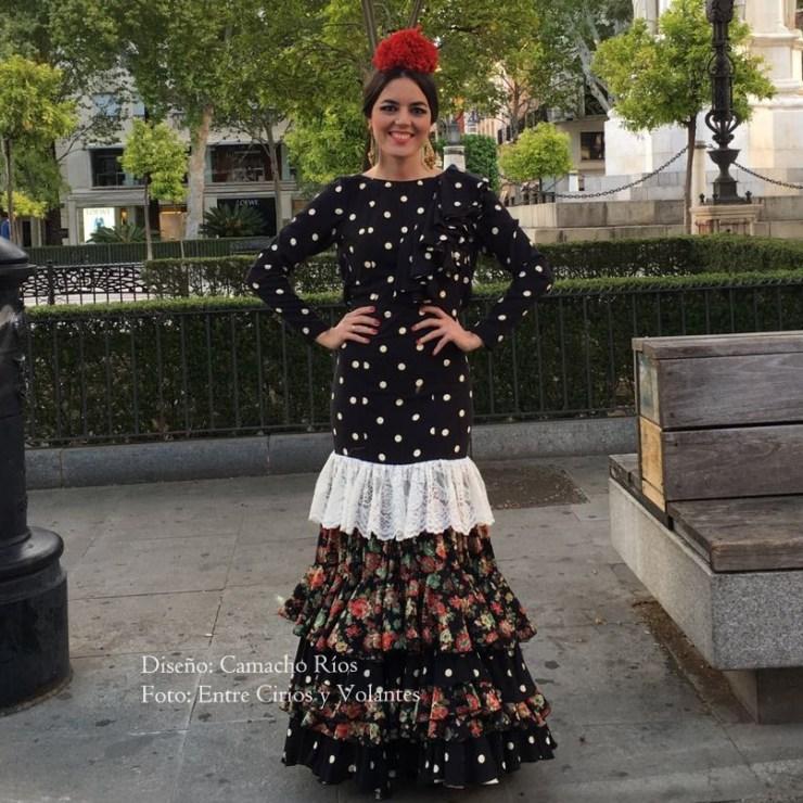 camacho rios rajes de flamenca 2016 entre cirios y volantes