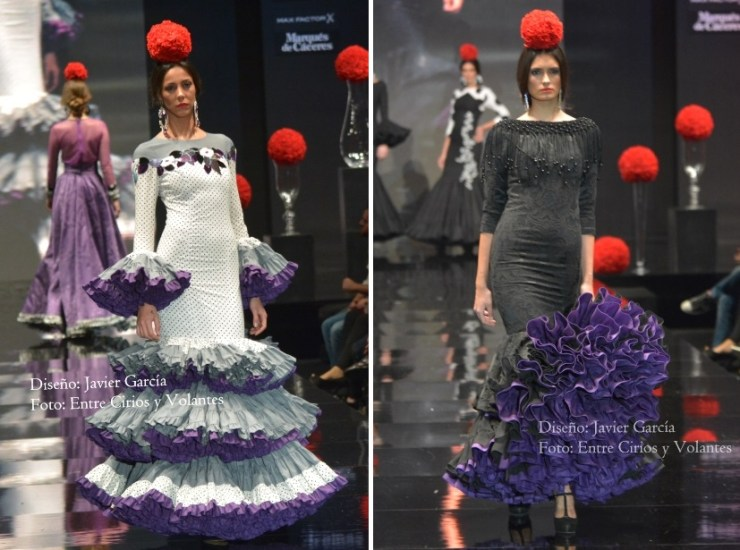 javier garcia trajes de flamenca para la feria de sevilla 2016