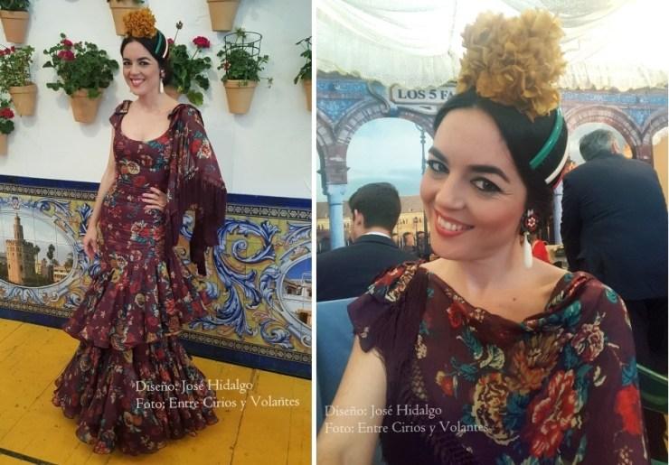 jose hidalgo trajes de flamenca