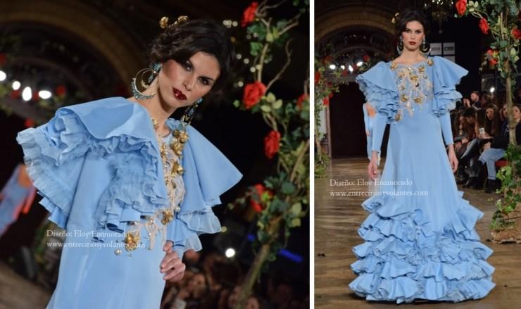 eloy enamorado trajes de flamenca 2016