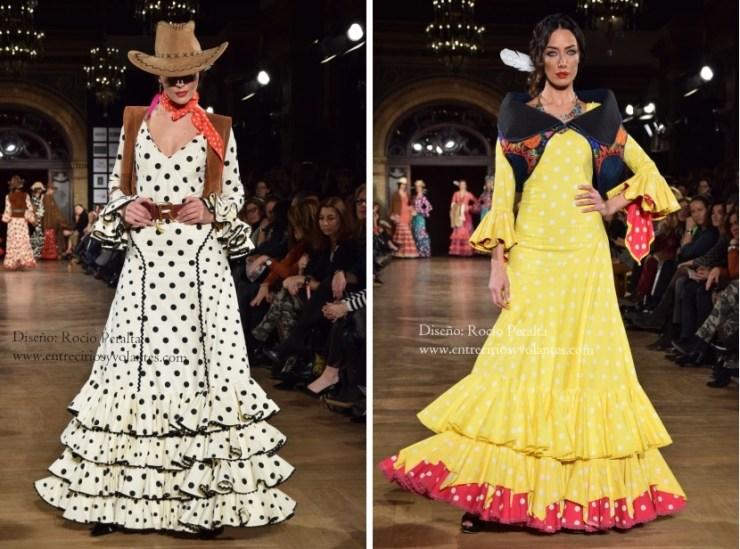 rocio peralta trajes de flamenca